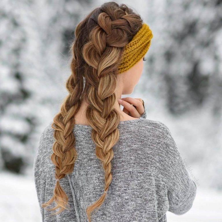 tresses hiver